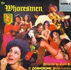 Pornosonic The Whoresmen small poster