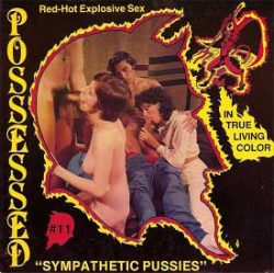 Possessed 11 Sympathetic Pussies small poster