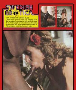 Swedish Erotica 225 Through The Looking Glass small poster