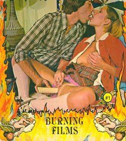 Burning Films 1 Teenage Vibrations poster
