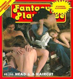 Fantasy Playhouse 125 Head plus a Haircut poster