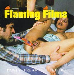 Flaming Film 503 Panty Freak poster