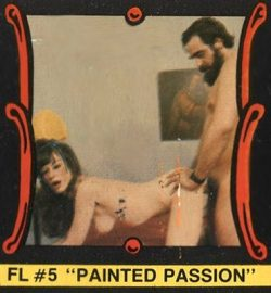 Fling 5 Painted Passion poster