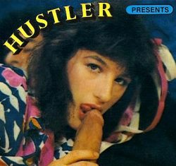 Hustler 16 Sharon And Jamie poster