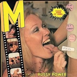 M Series 201 Pussy Power small poster
