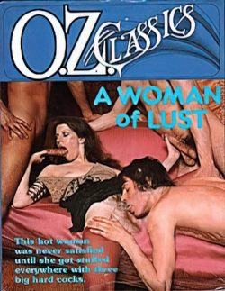 O Z Classics 23 A Women of Lust poster
