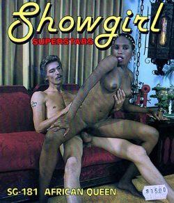 Showgirl Superstars 181 African Queen poster