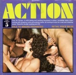 Action 5 Four For Dinner poster