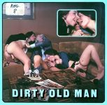 Continental Classics C108 Dirty Old Man poster