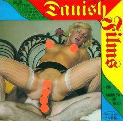 Danish Films 1001 Marilyn on Deck poster