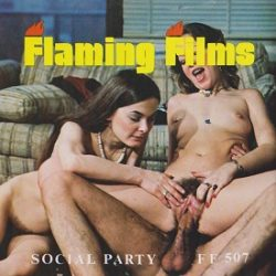 Flaming Film 507 Social Party small