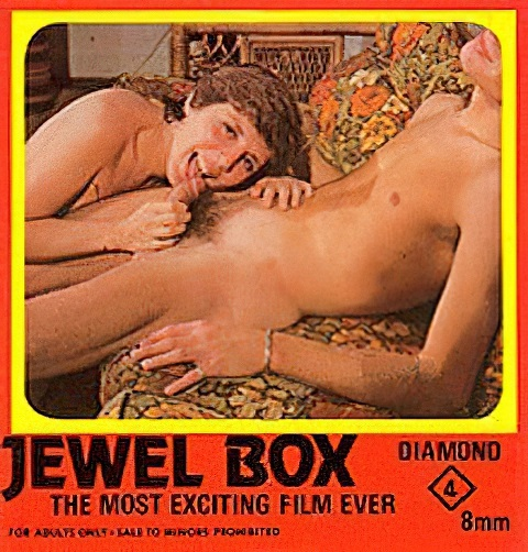 Jewel Box Diamond poster