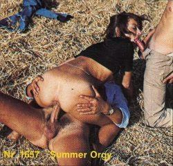 Master Film 1657 Summer Orgy poster