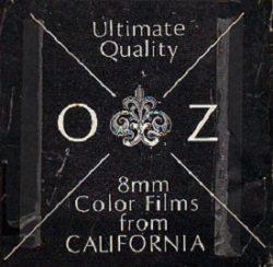 O Z Films 29 The Black Sultan poster