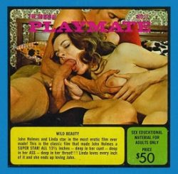 Playmate Film 11 Wild Beauty small poster