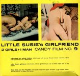 Candy Film 9 Little Susies Girlfriend back poster