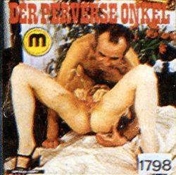 Master Film 1798 Der Perverse Onkel poster