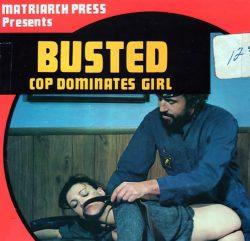 Matriarch Press 4 Cop Dominates Girl poster