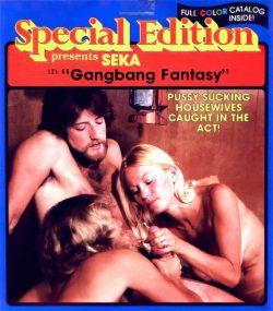 Special Edition Sk 104 Gangbang Fantasy poster
