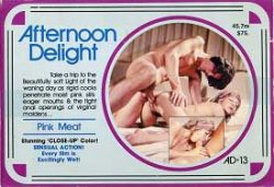Afternoon Delight 13 Pink Meat small poster