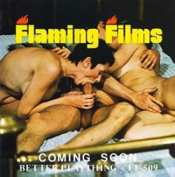 Flaming Film 509 A Better Plaything small poster