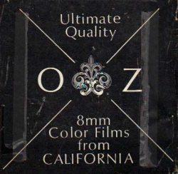 O Z Films 38 Prison Girls poster