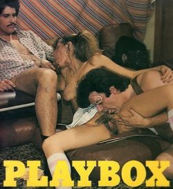 Playbox 5 Friday Night Fever poster
