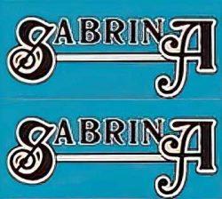 Sabrina 6 Cream And Sugar poster