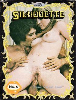 Silhouette 6 Cum Sweet Cum poster