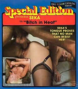 Special Edition Sk 105 Bitch In Heat poster