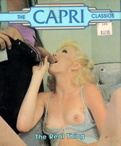 Capri Classics 205 The Real Thing poster