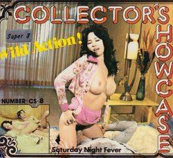 Collectors Showcase 8 Saturday Night Fever poster