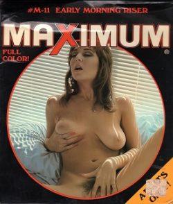 Maximum M 11 Early Morning Riser small