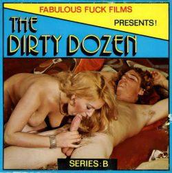 The Dirty Dozen 12 Sexy Slut poster