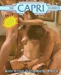 Capri Classics 210 Anal Virgin Gang Bang Part 2 poster