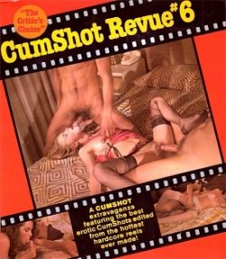 Cumshot Revue 6 small poster