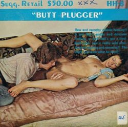 HH Series 8 Butt Plugger small poster