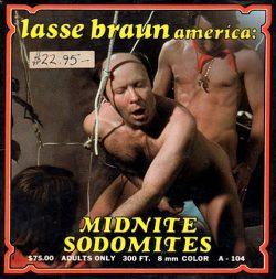 Lasse Braun A 104 Midnite Sodomites