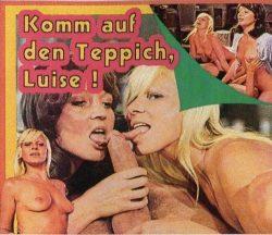Love Film Komm auf den Teppich Luise second poster