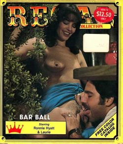 Regal 626 Bar Ball Laura Lazare poster