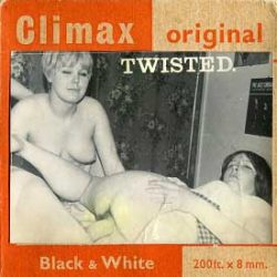 Climax Original Twisted poster