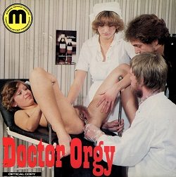 Master Film Doctor Orgy small poster