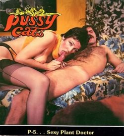 Pussy Cats 5 Sexy Plant Doctor small poster