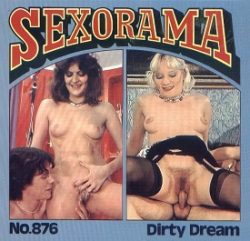 Sexorama Film 876 Dirty Dream small poster