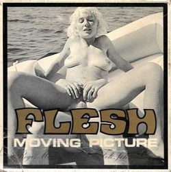 Flesh Moving Picture 72 Shipwreck poster