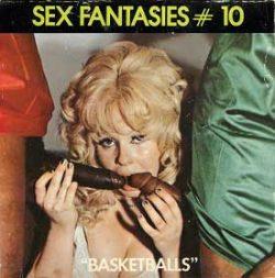Sex Fantasies Basketballs small poster