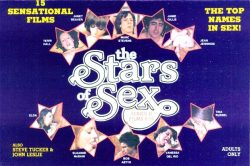 The Stars of Sex poster
