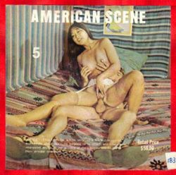 American Scene 5 poster