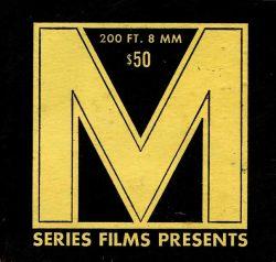 M Series 115 Strip Poker poster