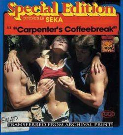 Special Edition Sk 102 Carpenters Coffeebreak small poster